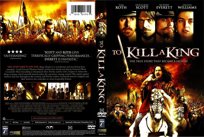 To Kill a King movies in Italy