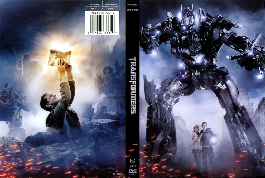 Transformers movie dvd scanned covers transformers for Inside 2007 movie online free