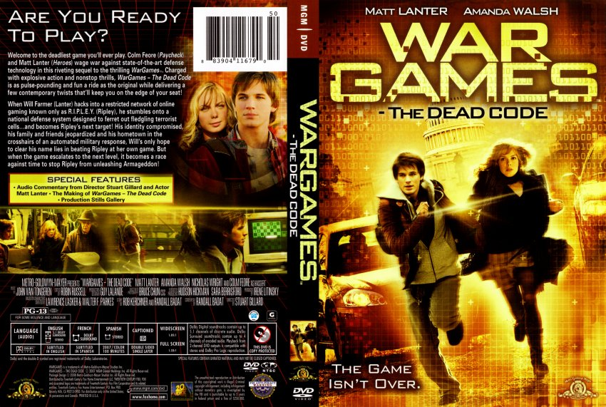 War games the dead code