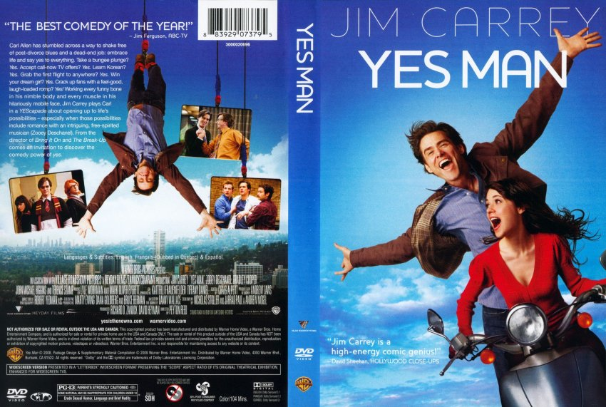 Yes Man Dvd 33