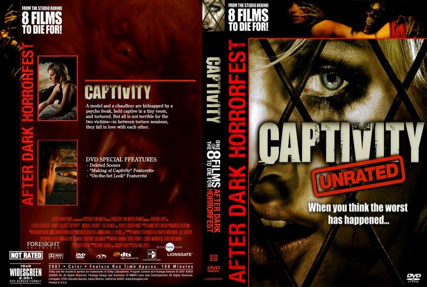 captivity - Movie DVD Scanned Covers - captivity2 :: DVD ...