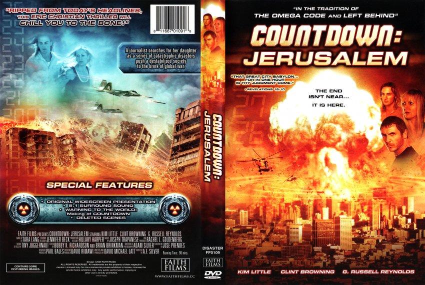 Jerusalem Countdown Movie