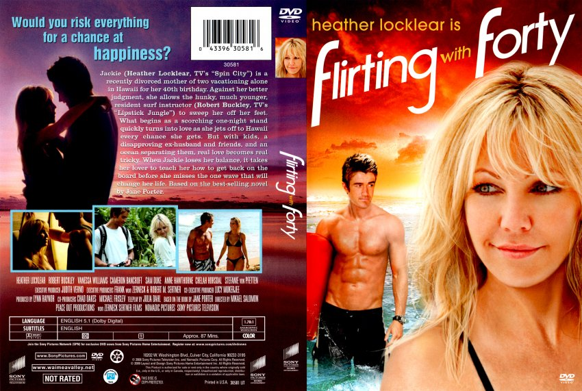 flirting with forty dvd cover photos free photo
