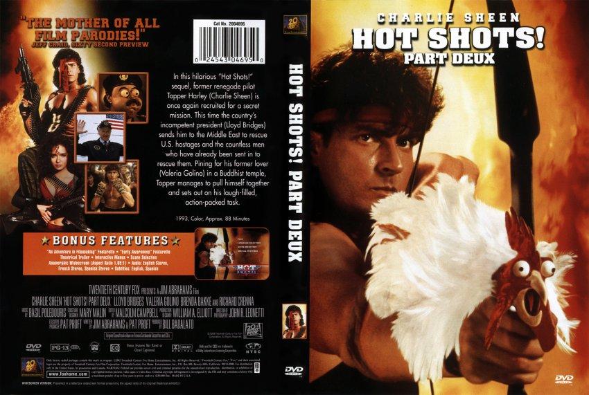 Hot Navel Shots Hot Shots Part 2 Cover 1