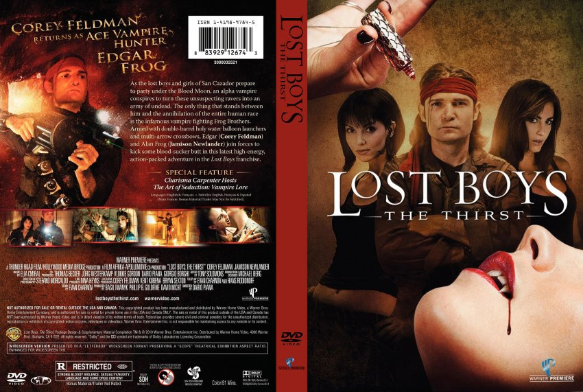 The lost tv movie 2009