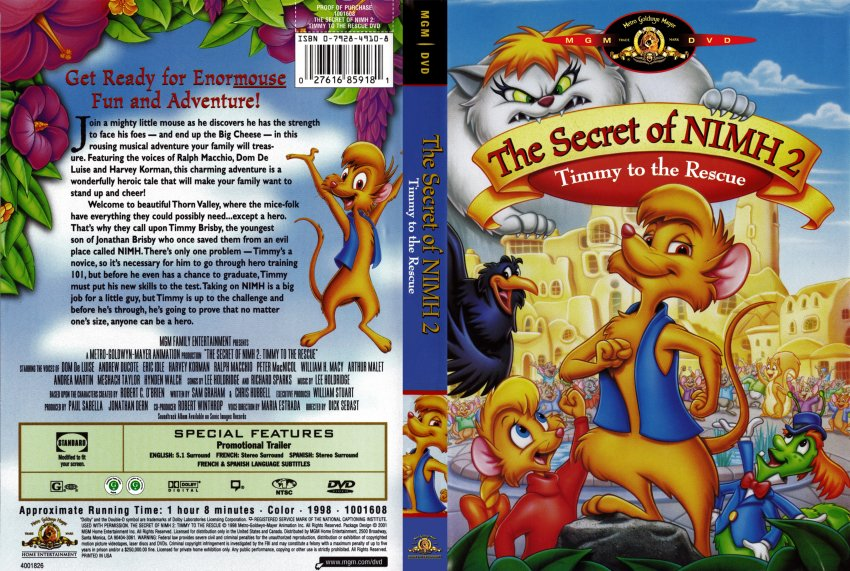 The secret dvd 2 hand
