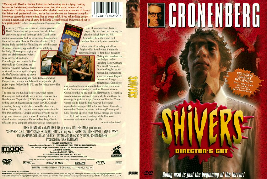 Watch Shivers [1975] Full Movies Online - jdmaster