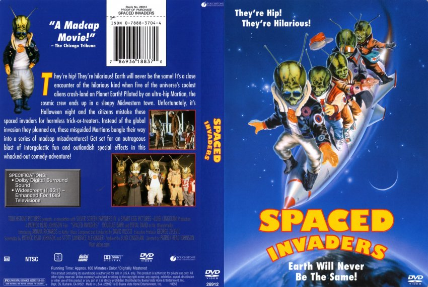 invaders from mars dvd - photo #40