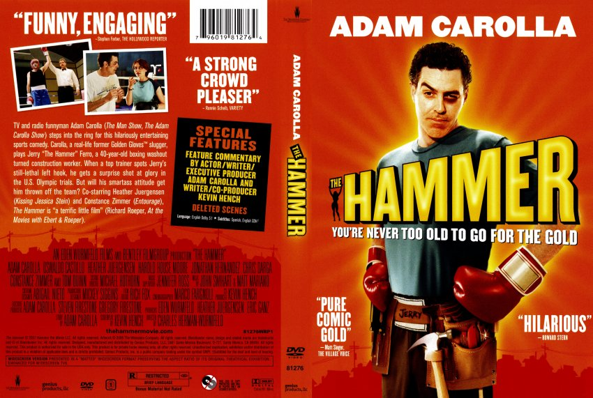 The hammer the movie