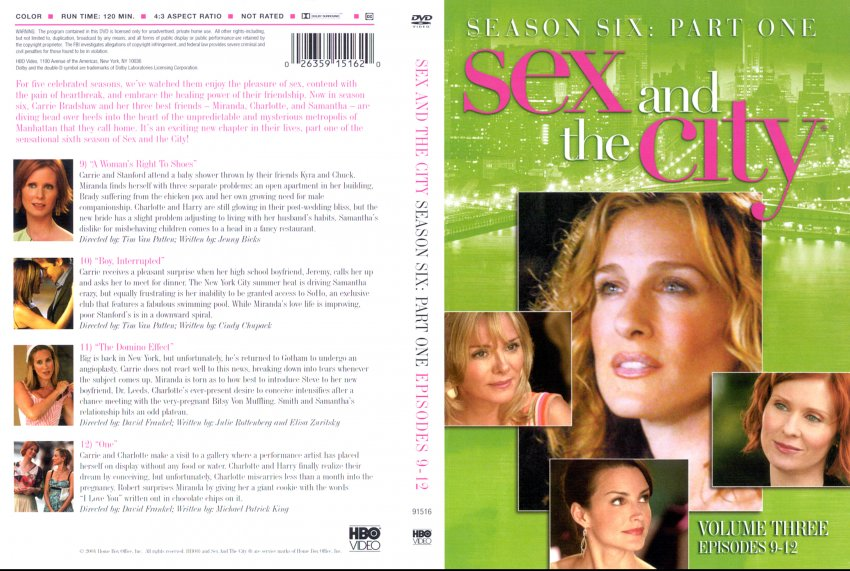 Watch sex in the city series online