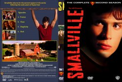 Smallville Season 2 Disc 1