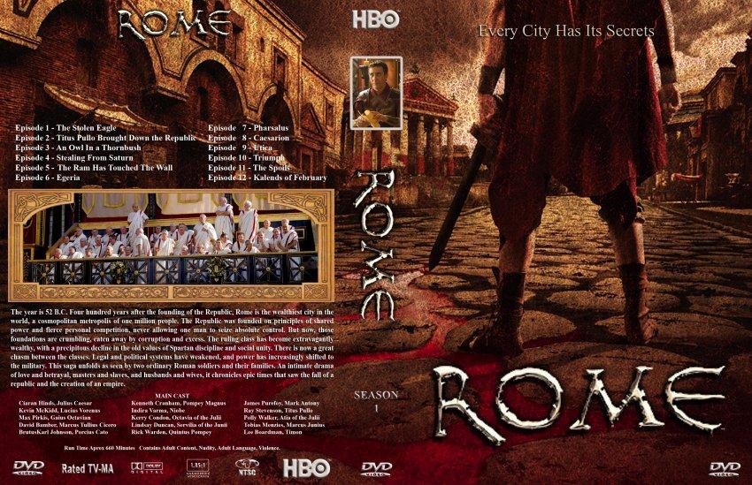 games of rome dvd season - photo#5