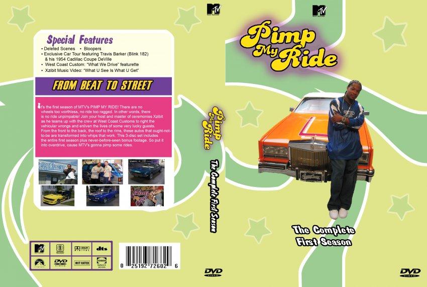 Pimp My Ride Season 1