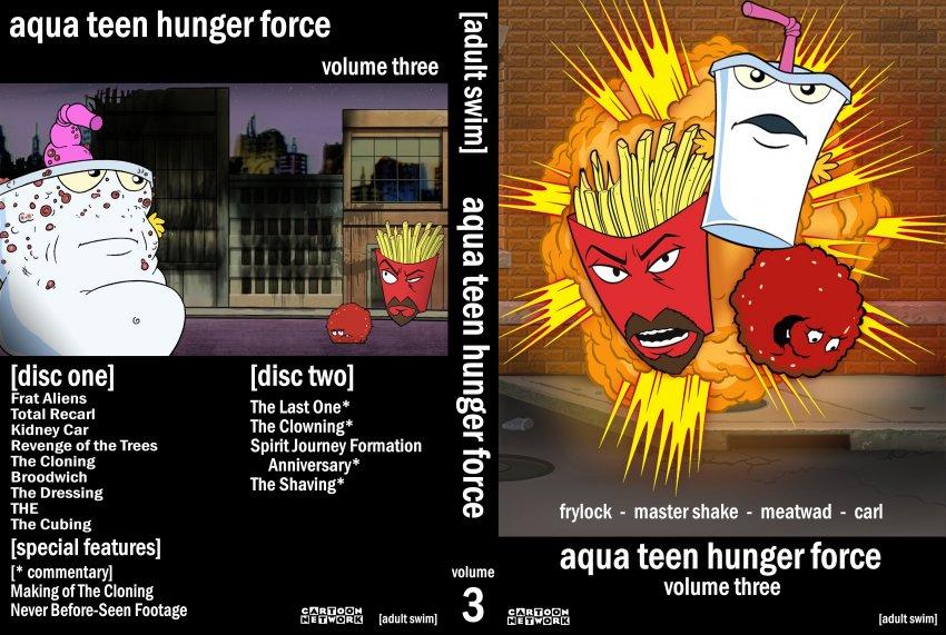Aqua Teen Adult Swim 96