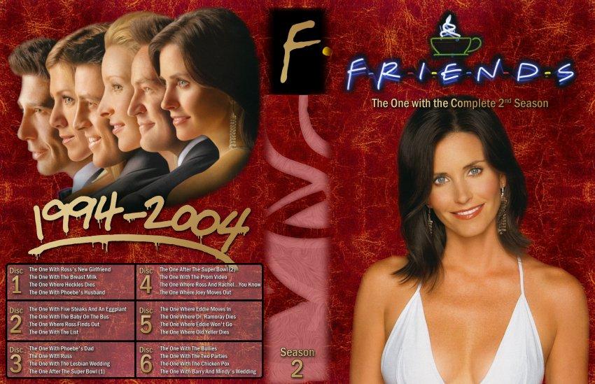 Season 2 (Friends)