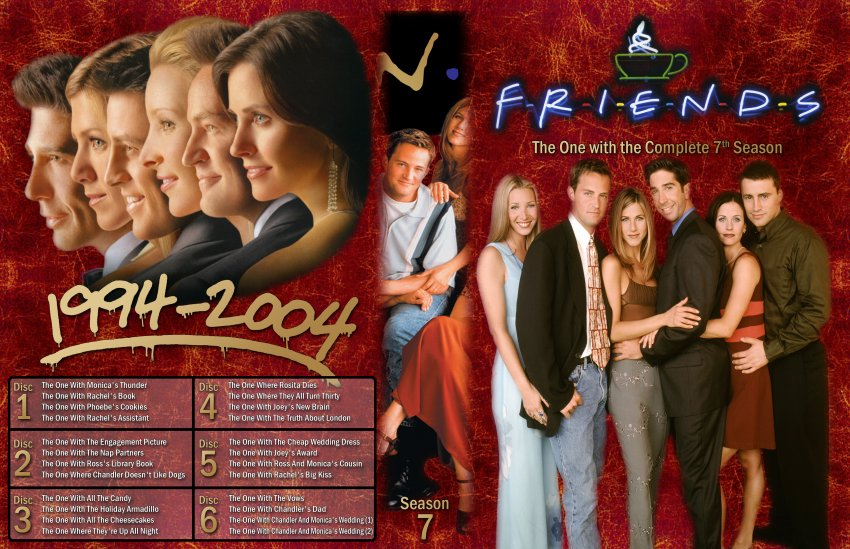 Friends episodes online free season 7 / Shining hearts