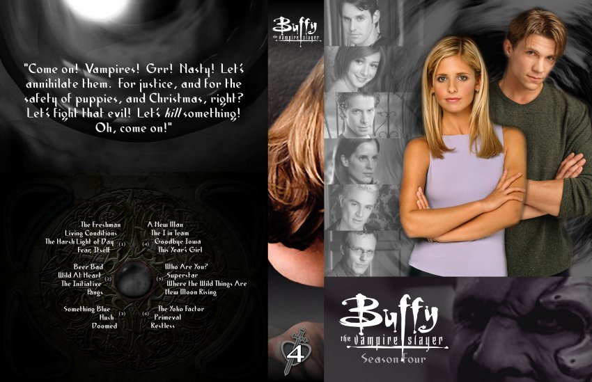 "buffy the vampire slayer analysis essay This is part of a series called ""i'm rewatching buffy,"" in which i'm rewatching buffy the vampire slayer for analysis of seasons 1 and 2, go here for analysis of season 3, go here and for analysis of season 4, go here."