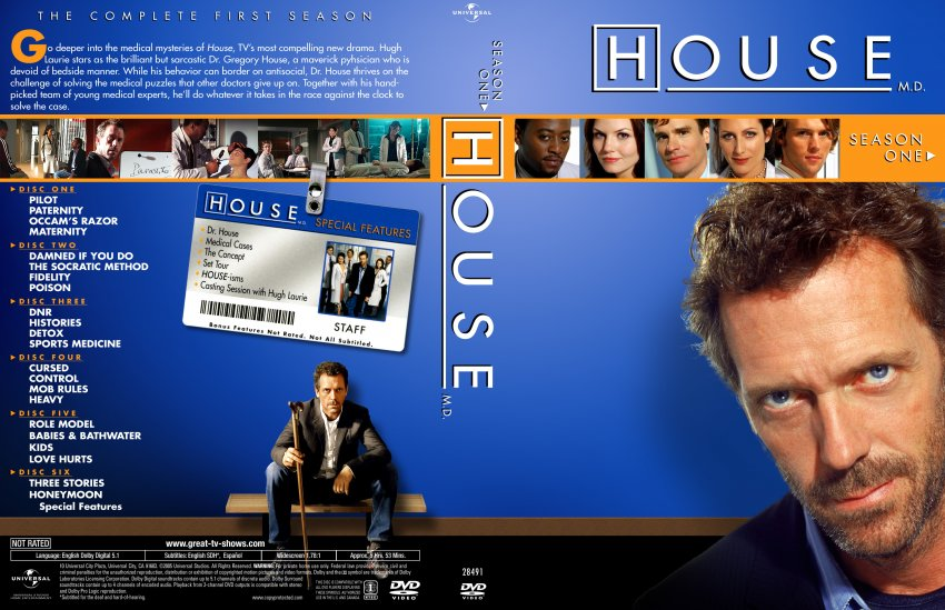 house md season 1 download utorrent