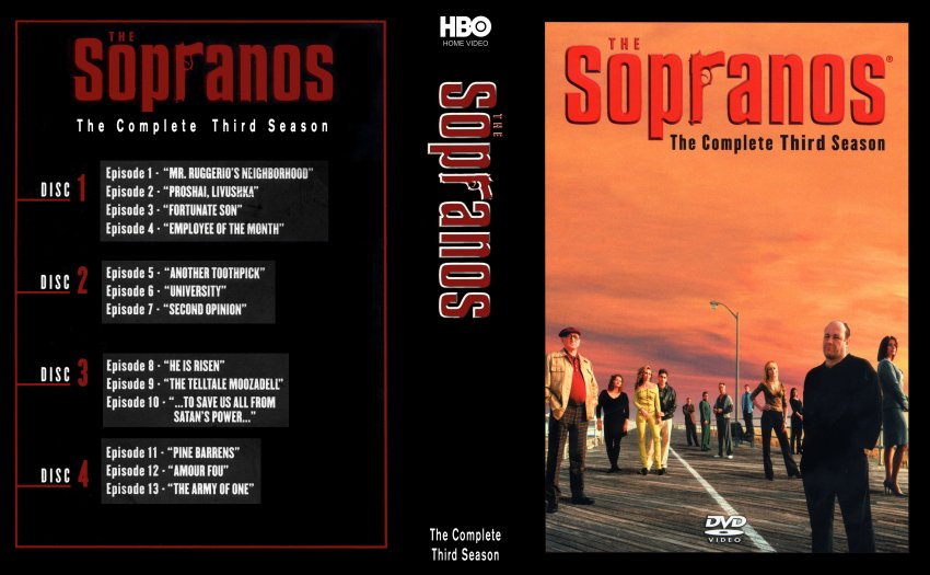 the sopranos online season 3