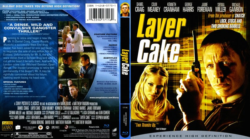 Dvd Cake Movie
