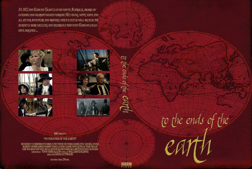 To the Ends of the Earth - TV DVD Custom Covers - 2263To the Ends of ...: www.dvd-covers.org/art/DVD_Covers/TV_DVD_Custom_Covers/2263To_the...