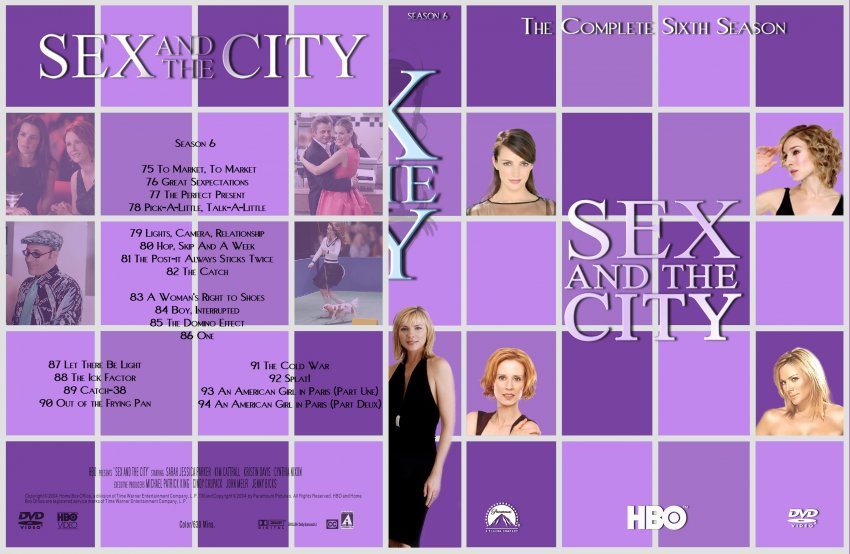 Sex and the city season 6 online free