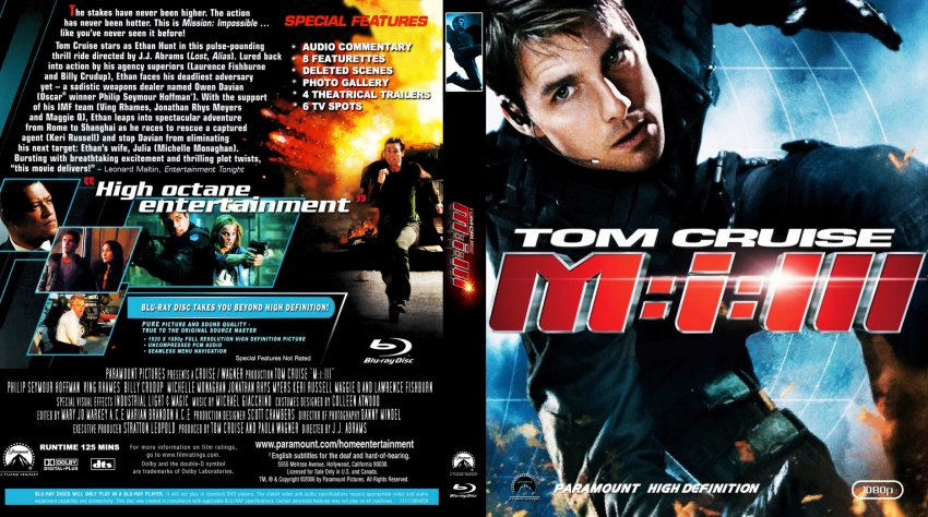 Mission Impossible Iii 2006 Pokkiri Raja 2010 Film In Hindi