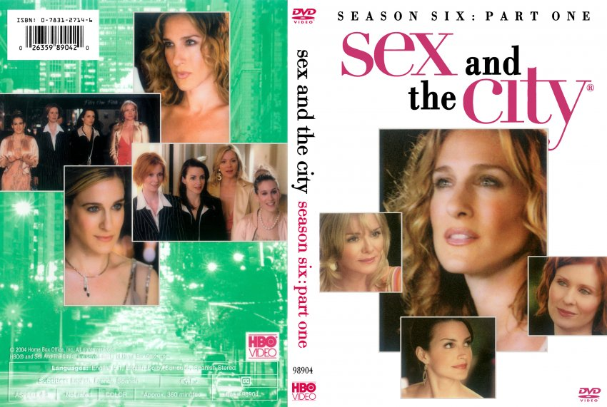 Amazoncom: Sex and the City: Season 6, Part 1: Sarah