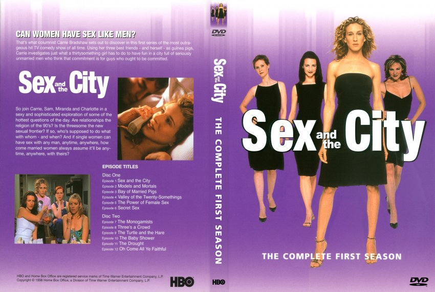 Sex and the city complete first season