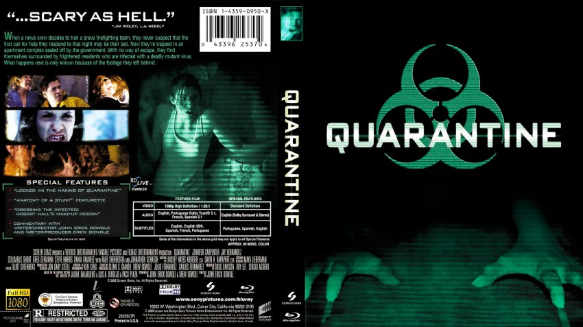 the gallery for gt quarantine movie