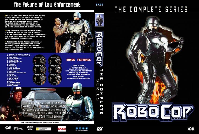 ROBOCOP SERIES - TV DV...