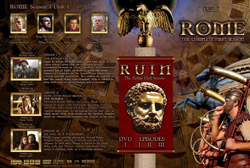 games of rome dvd season - photo#13
