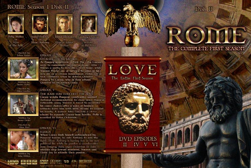 games of rome dvd season - photo#4