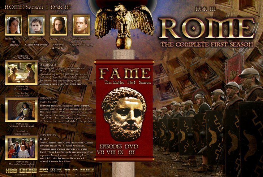 games of rome dvd season - photo#18