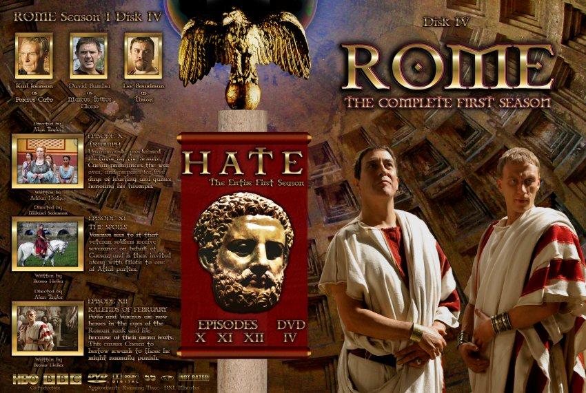 games of rome dvd season - photo#11