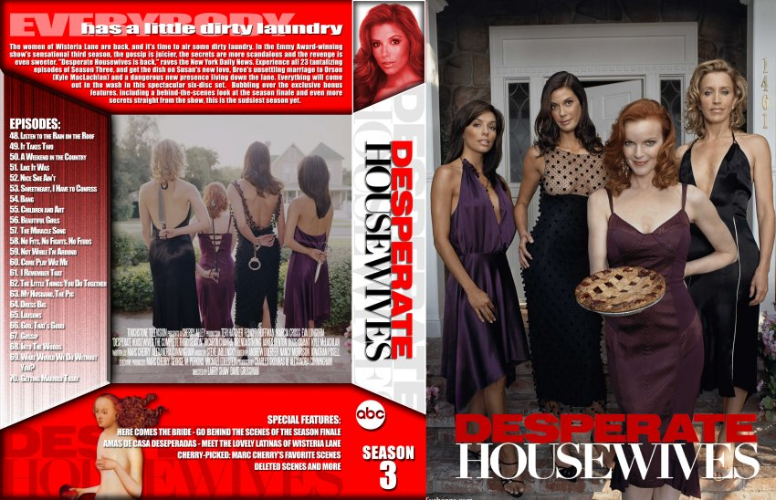 desperate housewives season 3 the image. Black Bedroom Furniture Sets. Home Design Ideas