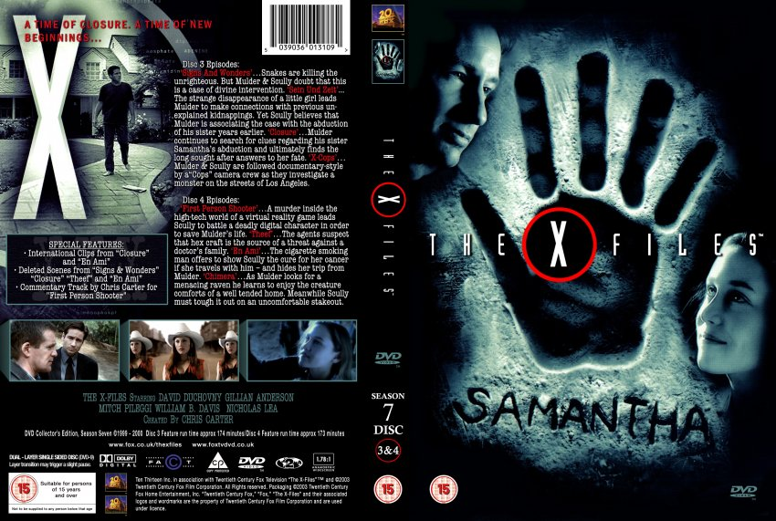 X-Files - Volume 3