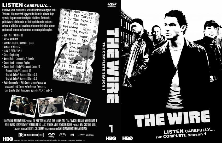 The Wire Temporada 1
