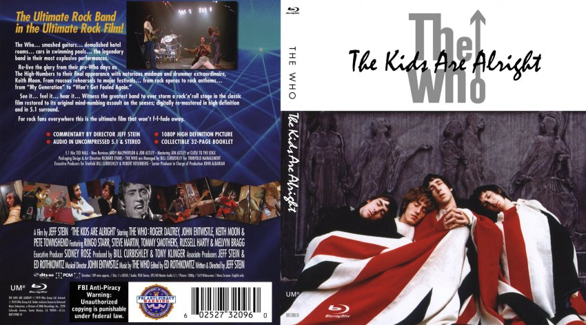 The Kids Are Alright 1979