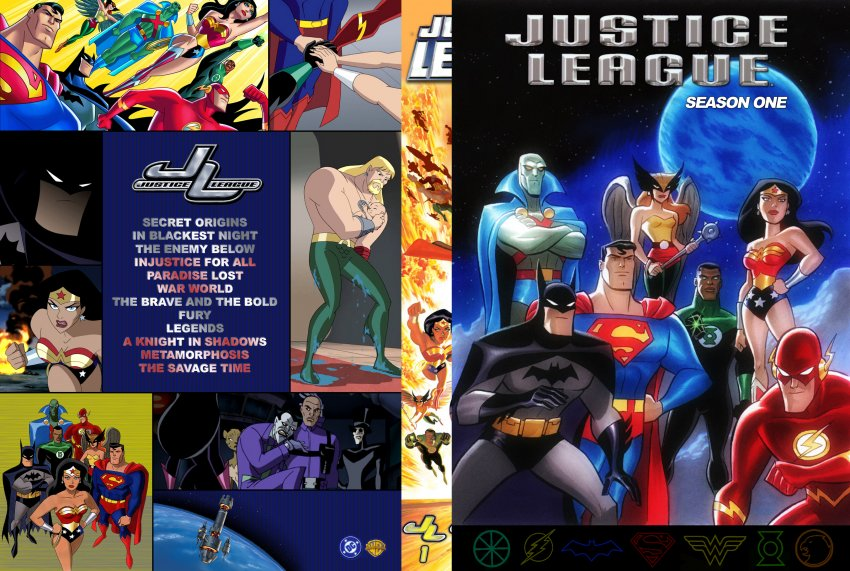 Justice League, season 1