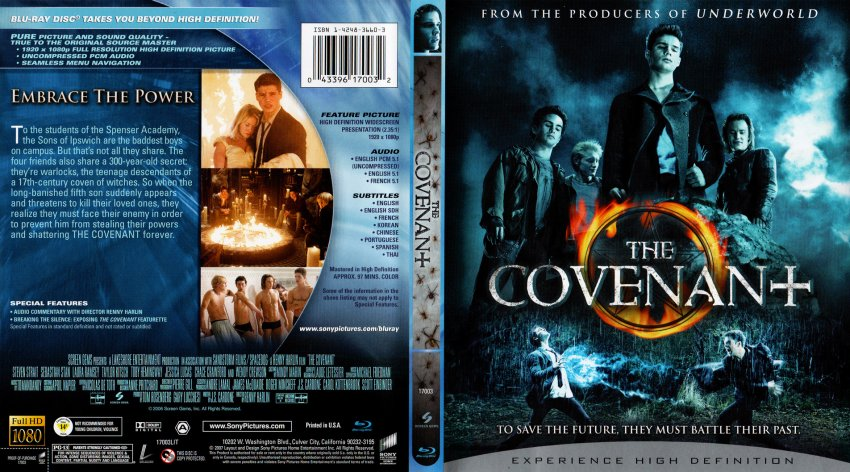 Convenant the movie