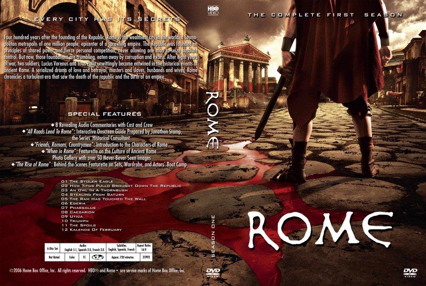 games of rome dvd season - photo#7