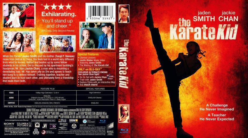 Karate Kid English Movie