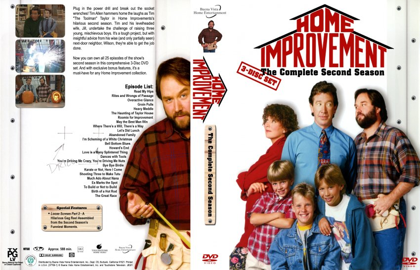 Remarkable Home Improvement Season 2 850 x 546 · 126 kB · jpeg