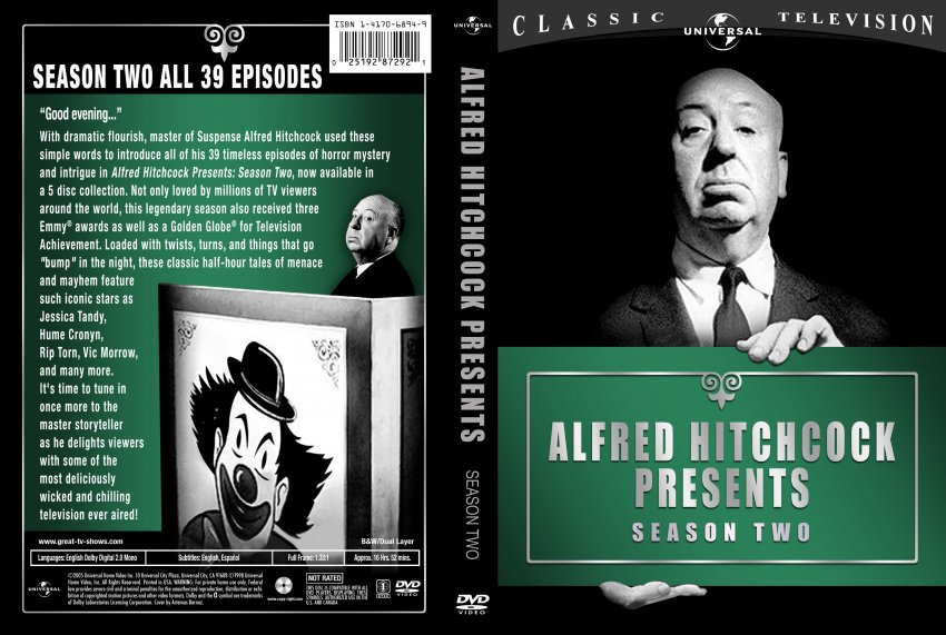 Alfred Hitchcock Presents Season Two