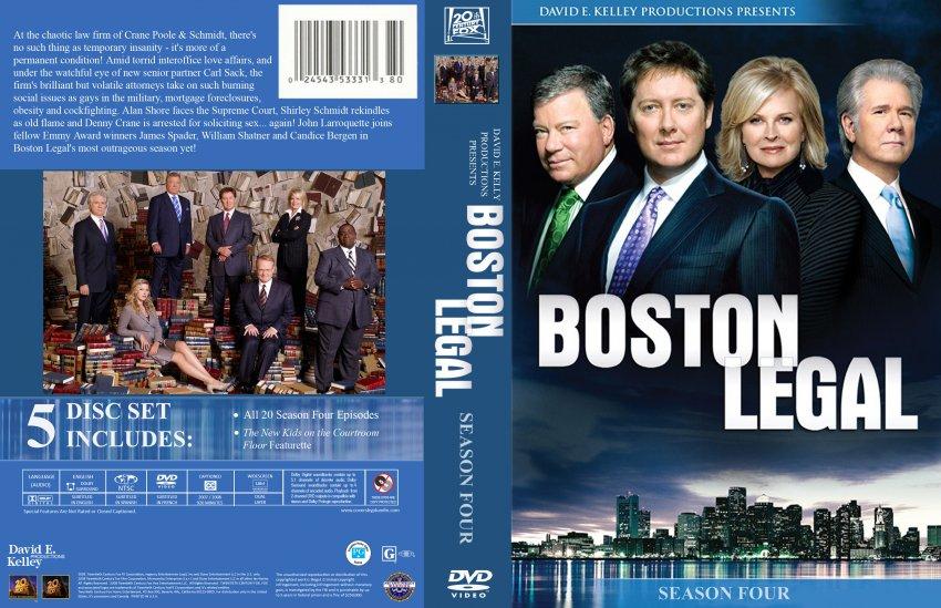 Boston Legal Season Four