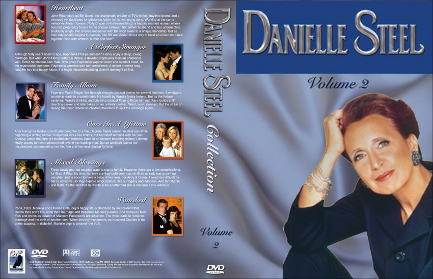Danielle steel collecton volume 2 pictures