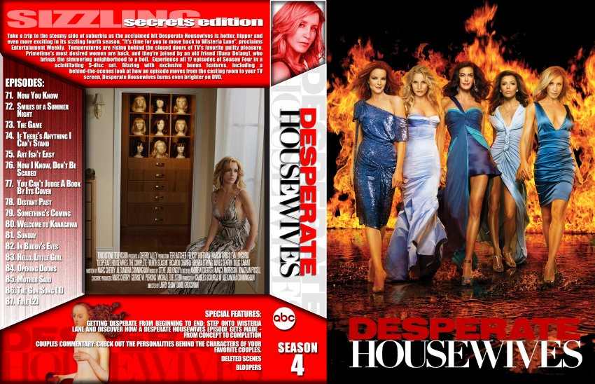 desperate housewives season 4 tv dvd custom covers desperate housewives season 4 dvd. Black Bedroom Furniture Sets. Home Design Ideas