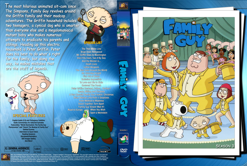 www dvd-covers org/d/113188-2/Family_Guy_3 jpg