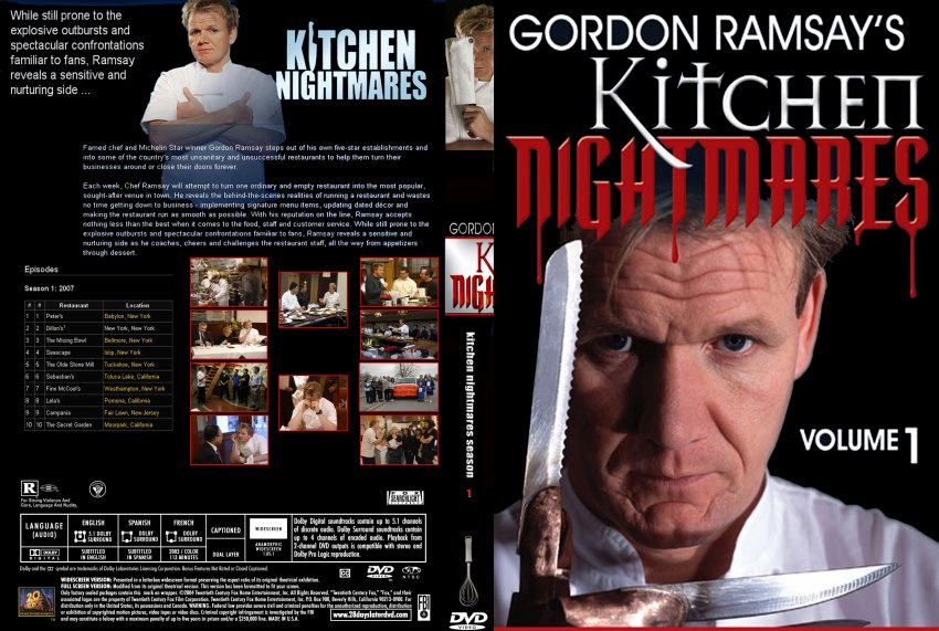 Pics Photos Gordon Ramsay Kitchen Nightmares Usa Season 1